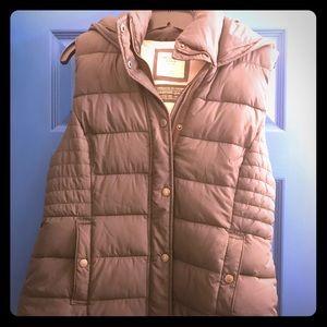 Abercrombie classic down vest